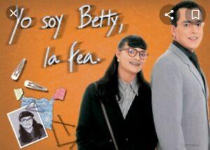 Yo Soy Betty La Fea Y Comoda 2 Series Completas En Dvd