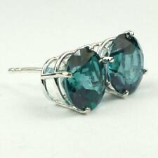 Paraiba Topaz, Sterling Silver Earrings, SE212