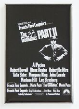 The Godfather Part 2 Fridge Magnet movie poster