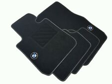 Tappetini BMW Serie 1 F20 dal 2011- F52 restyling  2 ricami + battitacco