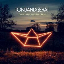 TONBANDGERÄT - ZWISCHEN ALL DEM LÄRM   CD NEW+
