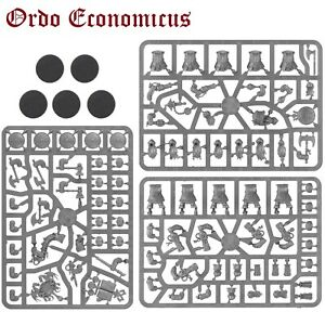 -- 5 IRONDRAKES / IRONBREAKERS -- dwarf dwarves hammerers sigmar warhammer AoS