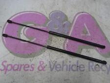 06 VW GOLF PLUS 2.0 DIESEL 5 DOOR PAIR OF REAR TAILGATE GAS STRUTS 2005-2009