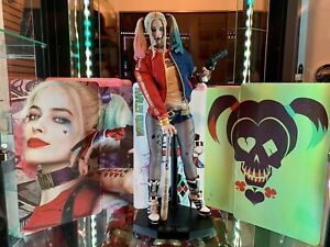 Crazy Toys 1/4 Scale Harley Quinn Statue Not Sideshow