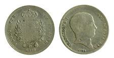 105) NAPOLI - Francesco I di Borbone (1825-1830) - Piastra 1825