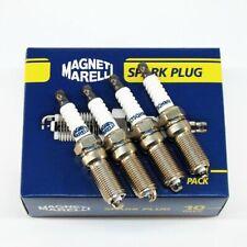 4x Zündkerze Magneti Marelli für CADILLAC CHEVROLET FORD MAZDA MORGAN VOLVO