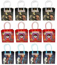 12 Pcs COCO Day of the dead Movie Birthday Party Favor Goodie Gift candy Bags