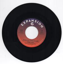 Bobby King Si Vous ne souhaitez pas mon amour NOUVEAU 80 S Modern Soul 45 (Expansion) 80 S