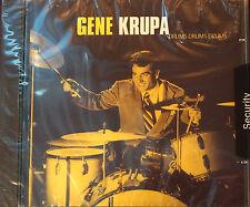 Rare Gene Krupa Drums Drums Drums CD 1st Run Castle 60 Mins Digital Remaster