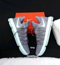 9a0b6b13e8d 18 MEN S Nike Zoom KD10 897815-002 Cool Grey Green 897815 002 BASQUETBALL