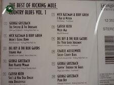 Best of Kicking Mule Charlie Musselwhite George Gritzbach Nick Katzman OVP