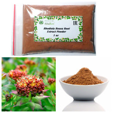 Siberian Rhodiola Rosea ROOT 14:1 Extract Powder Certified  Altai Mountains