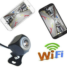 Wireless Phone Car Backup Camera Reversing Wifi For Truck Rv Trailer Camper Us