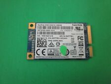 GENUINE Dell San Disk X300 256gb mSATA Mini-PCI E SSD Solid State Drive HTTR1