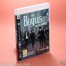 THE BEATLES ROCKBAND PS3 italiano Rock Band
