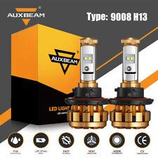 AUXBEAM F-16 9008 H13 LED Headlight 6000K for Dodge Ram 1500 2500 3500 2006-2012