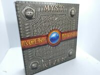 AGES of MYST 1998 Riven 5th Anniversary Myst and Riven