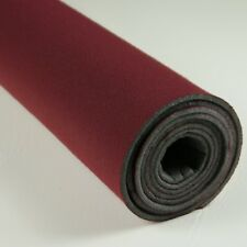 79-93 Ford Mustang Headliner Fabric Dark Burgundy Red SB1654 extra for Visors