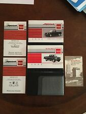 1991 GMC Syclone Owners Manual