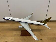 Flugzeugmodell 1:100 Condor Boeing 767-300 1980er Retro Lackierung mit OVP