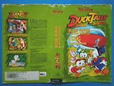 Solo Copertina Fascetta Duck Tales MICRO-PAPERI DI UN ALTRA DIMENSIONE no vhs cd