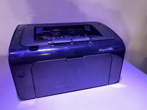 HP LaserJet Pro P1102W Laser Printer - Black