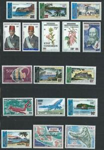 Comores YT PA 68-94 neuf sans charnière XX MNH