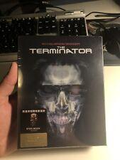The Terminator  HDZETA  Lenticular Blu-ray Steelbook  SOLD OUT