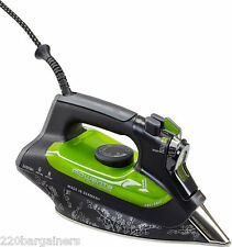 Rowenta NEW 220 Volt Steam Iron 220v Euro Voltage Cord (NOT FOR USA)
