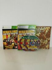 Borderlands -- Game of the Year Edition (Microsoft Xbox 360, 2010, DVD-Box)