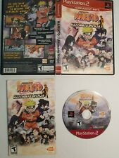 Naruto: Ultimate Ninja (Sony PlayStation 2, 2006) - PS2 Free Shipping