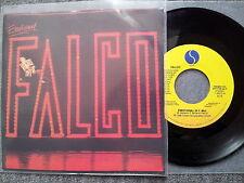 Falco - Emotional 7'' Single US PROMO