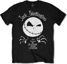 Nightmare Before Christmas Jack Skellington T-shirt XXL