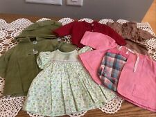 Doll Terri Lee Clothing Homemade Seven Pieces 1950s