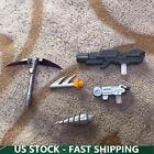 3D DIY Miner\'s Pick shovel Drill Big Gun Weapon Upgrade Kit For Siege Impactor