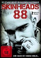 Skinheads 88 - Ihr Hass ist ihnen heilig  DVD/NEU/OVP FSK18