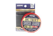 Varivas Fluorocarbon Big Trout Shock Leader Ligne 30m 14lb (5580)