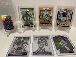 dallas cowboys rookie /autograph card Lot/CD Lamb/ Micah Parsons RC