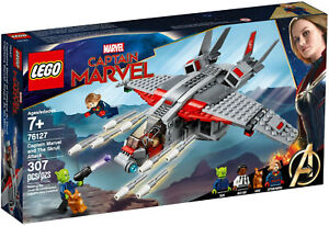 Lego 76127 Lego Marvel Super Heroes Captain Marvel and The Skrull Attack
