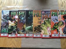 Indestructible Hulk Comics #1-8! Look In The Shop