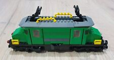 LEGO Lok Lokomotive mit Motor Engine aus Set 7898 City Cargo Train Zug Eisenbahn