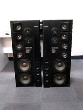 Mitsubishi Diatone VS-100F Tower speakers set: Woofers, Crossovers