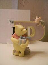 Disney Michel Classic Winnie the Pooh Alphabet Nursery Letter P for Present NIB