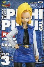 "Android No. 18 ""Dragon Ball Z"" DX Assembled Expression Pichi Pichi Gal figure"
