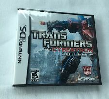Transformers: War for Cybertron - Autobots NDS New Nintendo DS