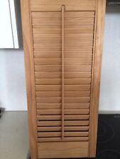 Wooden Window Shutters for sale | eBay