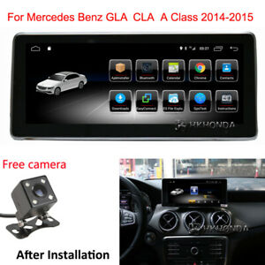 """2G Ram 10.25"""" Android 10 GPS Navigation for Benz GLA CLA A Class W176 2014-2019"""
