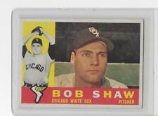 1960 Topps Bob Shaw # 380 Chicago White Sox NRMT-MT