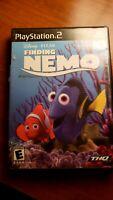 Finding Nemo (Sony PlayStation 2, 2003)