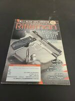 American Rifleman Magazine September 2013 Mastering the M1911 Complete EUC